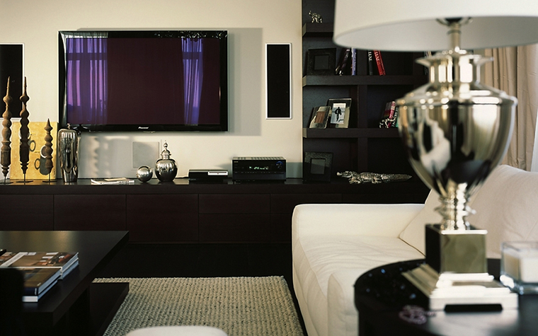 Квартира. гостиная из проекта , фото №12933