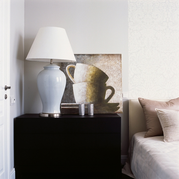 интерьер спальни - фото № 12945