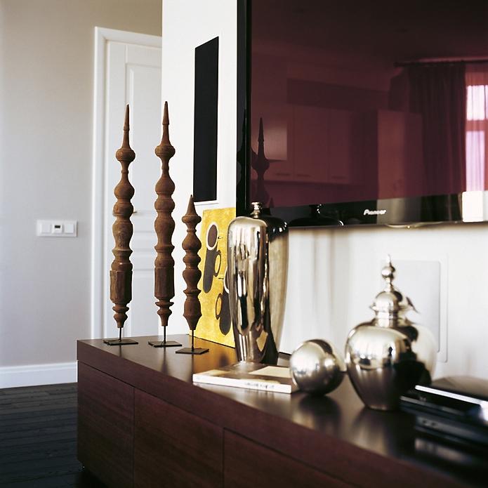 Квартира. гостиная из проекта , фото №12943