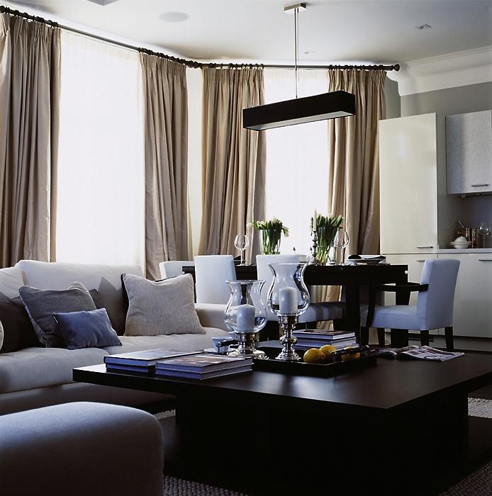 Фото № 12925 гостиная  Квартира