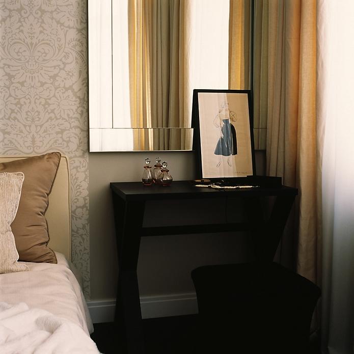 интерьер спальни - фото № 12946