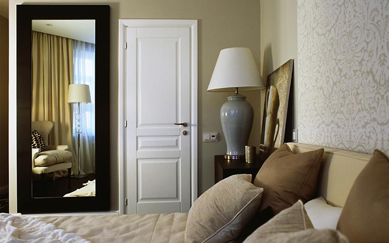 интерьер спальни - фото № 12947
