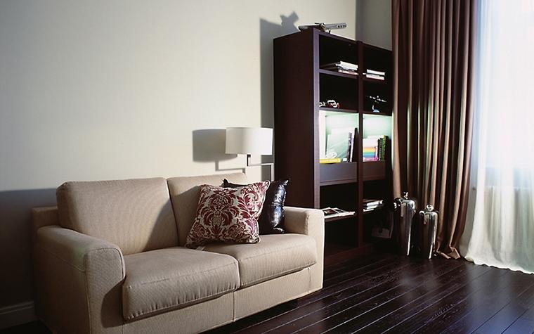 Квартира. кабинет из проекта , фото №12935