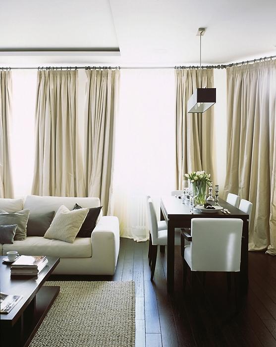 Фото № 12920 гостиная  Квартира