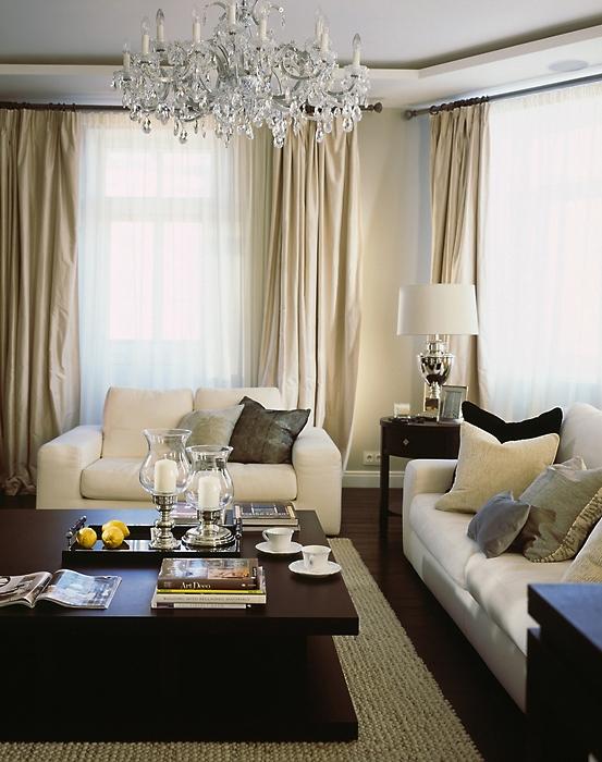 Фото № 12921 гостиная  Квартира
