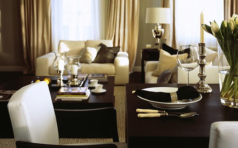 Фото № 12922 гостиная  Квартира