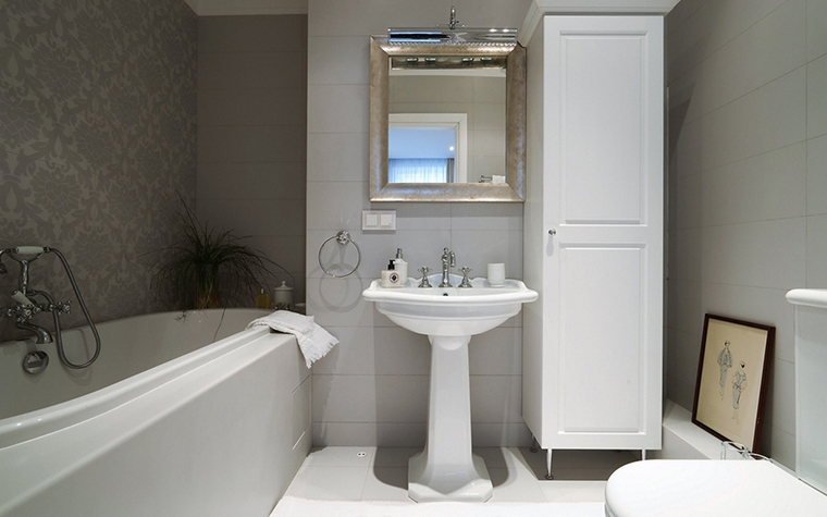 Фото № 12940 ванная  Квартира
