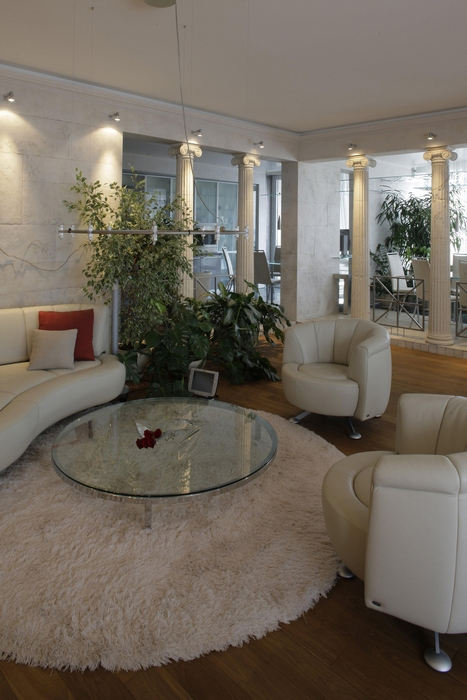 интерьер гостиной - фото № 13043