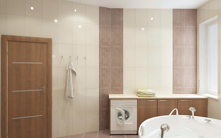интерьер ванной - фото № 13082