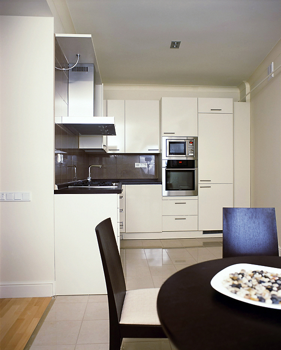 интерьер кухни - фото № 13098