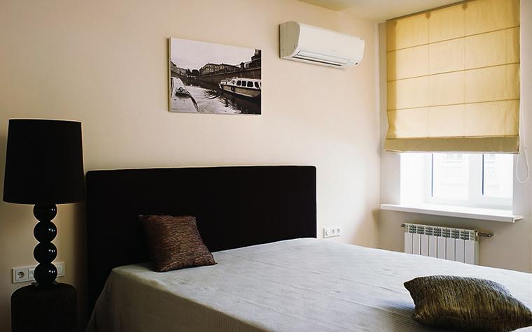 интерьер спальни - фото № 13108