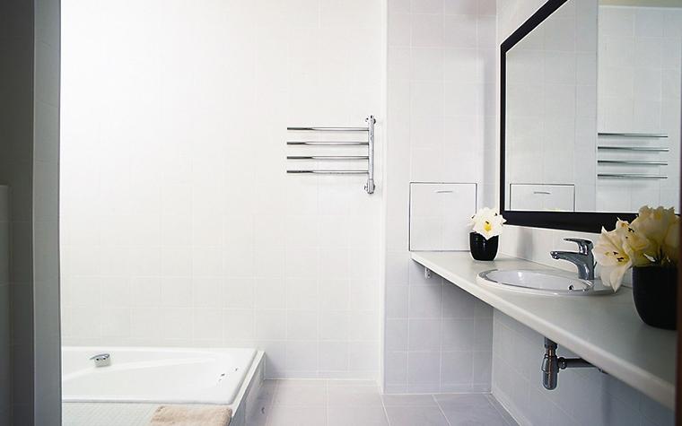 интерьер ванной - фото № 13107