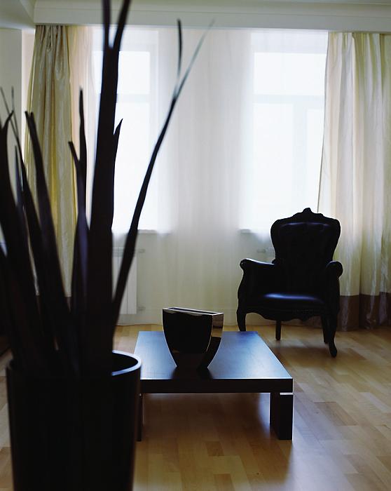 гостиная - фото № 13100