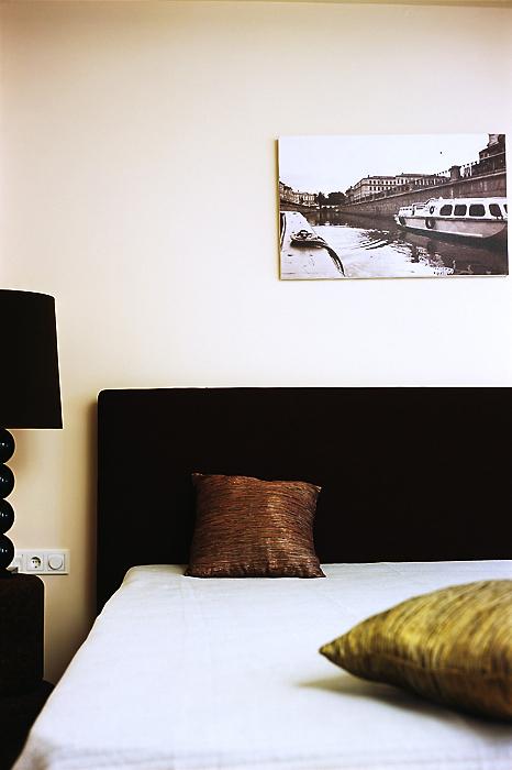 интерьер спальни - фото № 13109