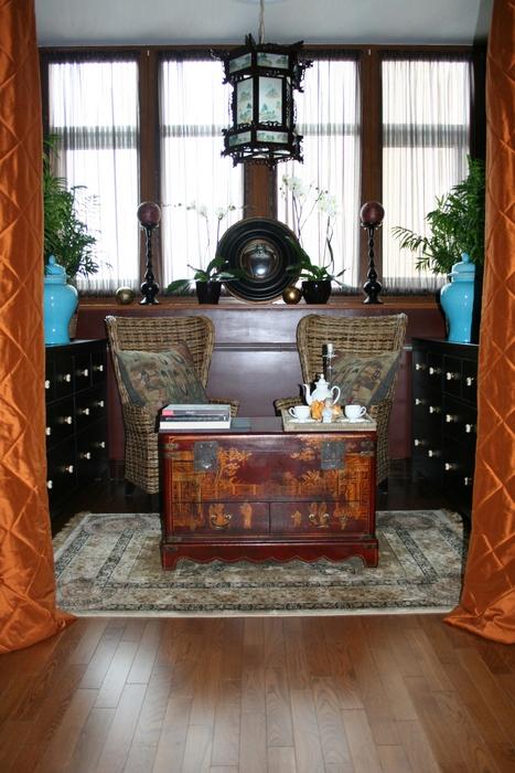 Квартира. столовая из проекта , фото №13168