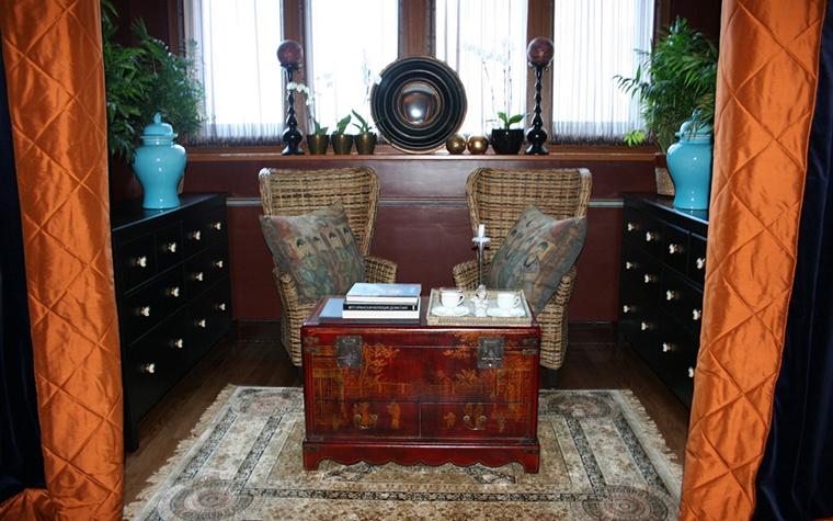 Квартира. столовая из проекта , фото №13170