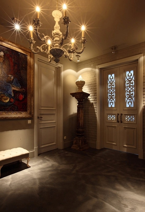 Квартира. холл из проекта , фото №13177