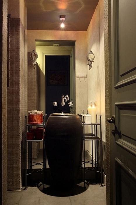 Квартира. санузел из проекта , фото №13189