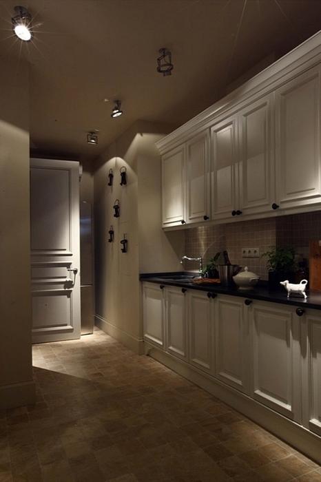 Квартира. кухня из проекта , фото №13190
