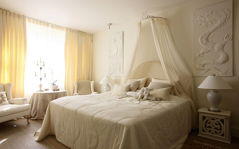 Квартира. спальня из проекта , фото №13180