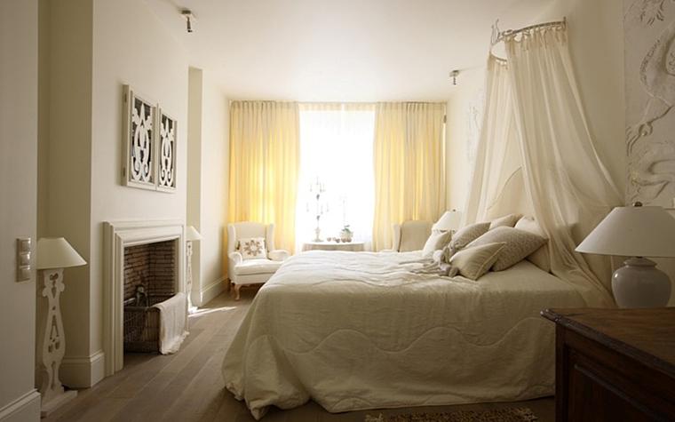 Квартира. спальня из проекта , фото №13181