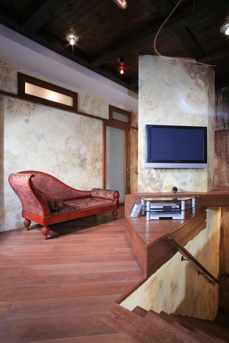 Фото № 13364 гостиная  Квартира