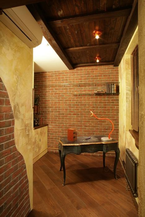 Квартира. кабинет из проекта , фото №13368