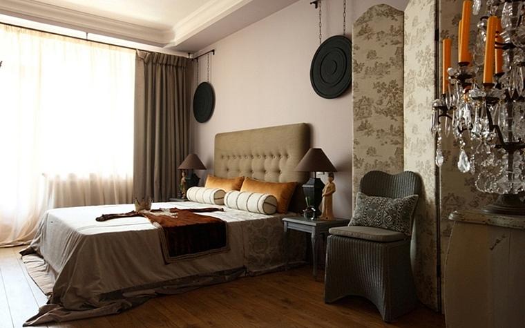 Фото № 13474 спальня  Квартира