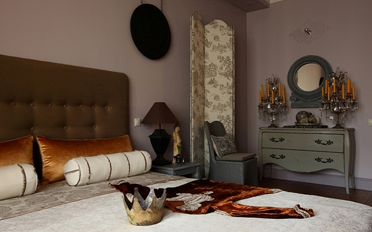Фото № 13475 спальня  Квартира