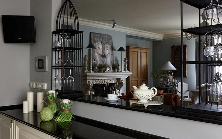 Фото № 13471 кухня  Квартира