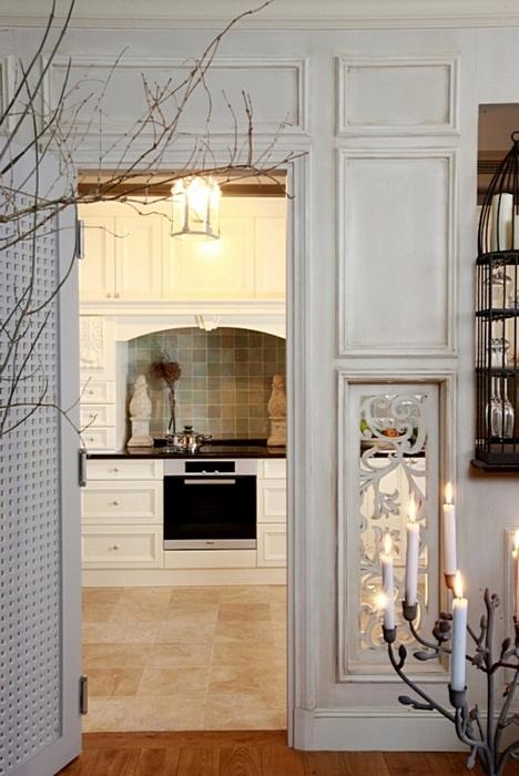Фото № 13473 кухня  Квартира