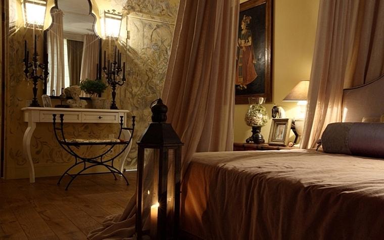 Фото № 13477 спальня  Квартира