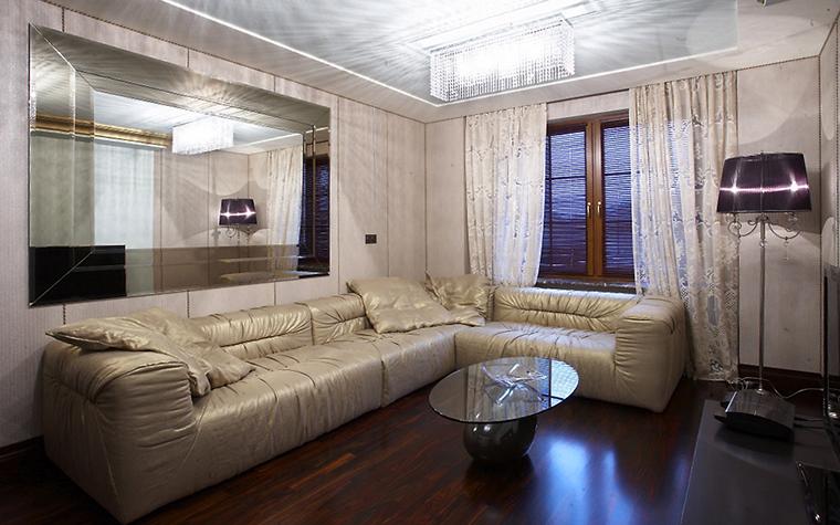 интерьер гостиной - фото № 13491