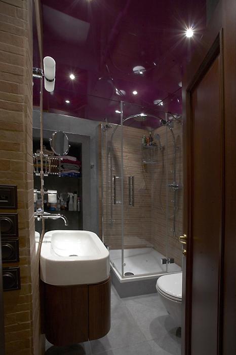 Квартира. ванная из проекта , фото №13501