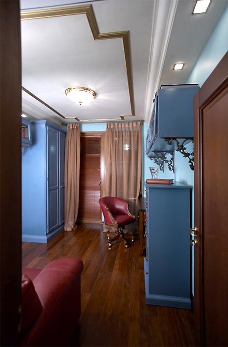 Квартира. кабинет из проекта , фото №13504