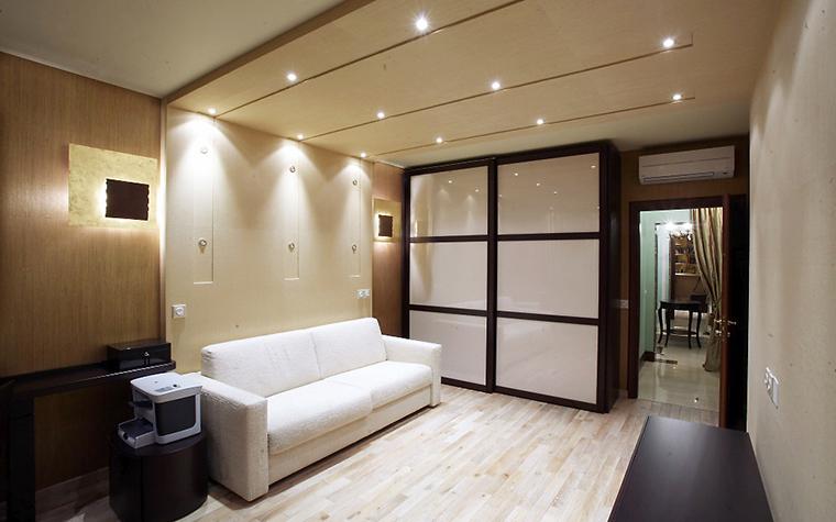 Квартира. кабинет из проекта , фото №13489