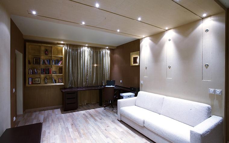 Квартира. кабинет из проекта , фото №13490