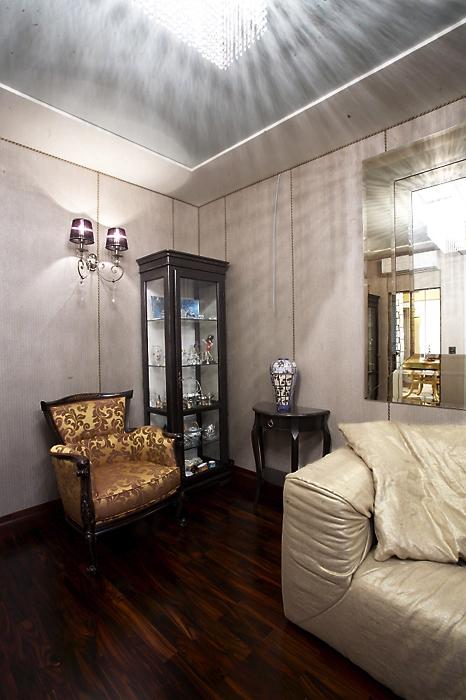 интерьер гостиной - фото № 13492