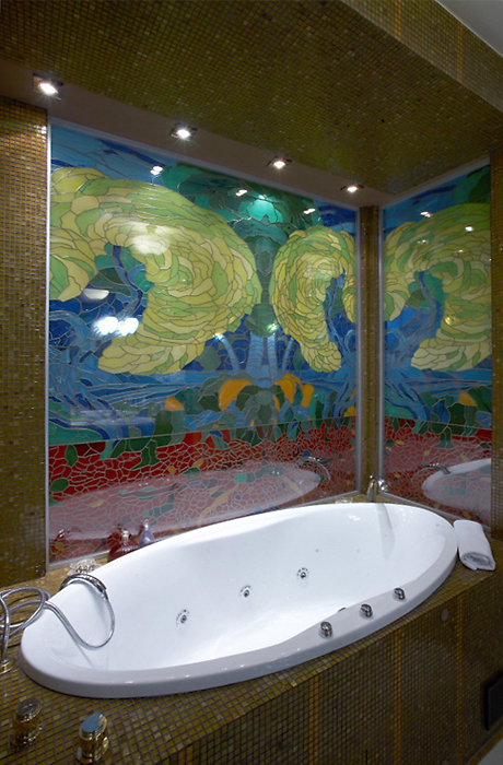 Квартира. ванная из проекта , фото №13499