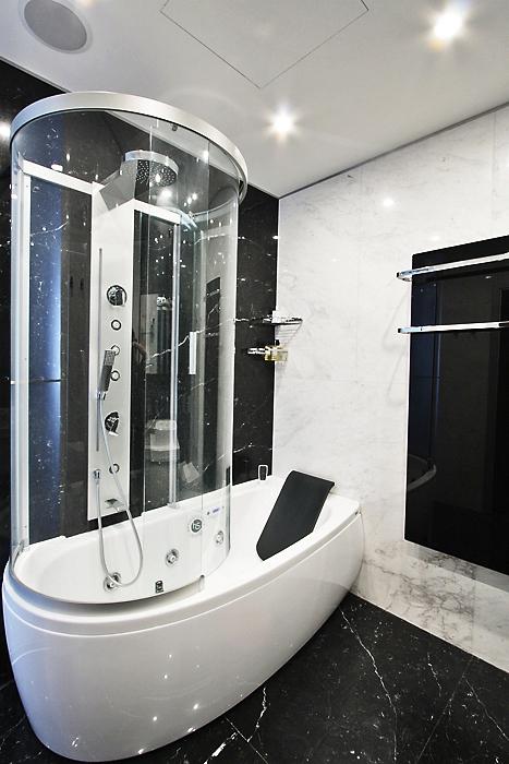 Квартира. ванная из проекта , фото №13521