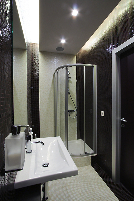 Квартира. ванная из проекта , фото №13520