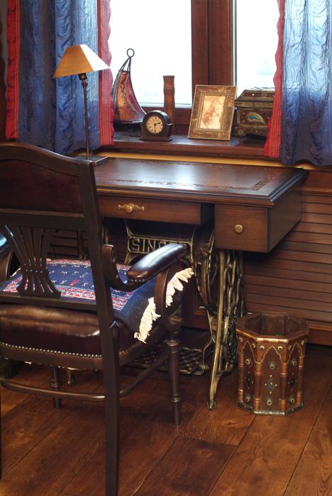 Квартира. кабинет из проекта , фото №13537