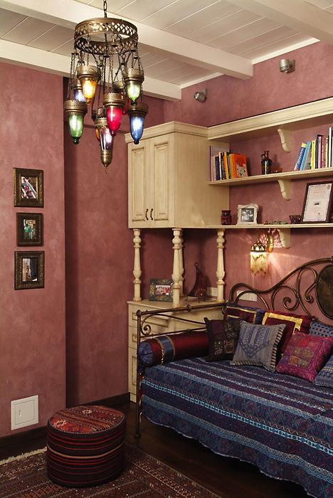Квартира. кабинет из проекта , фото №13538
