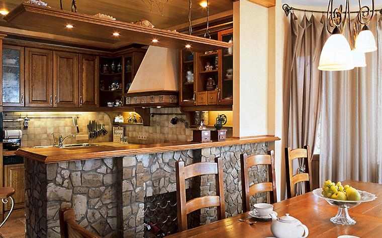 Фото № 13557 кухня  Квартира