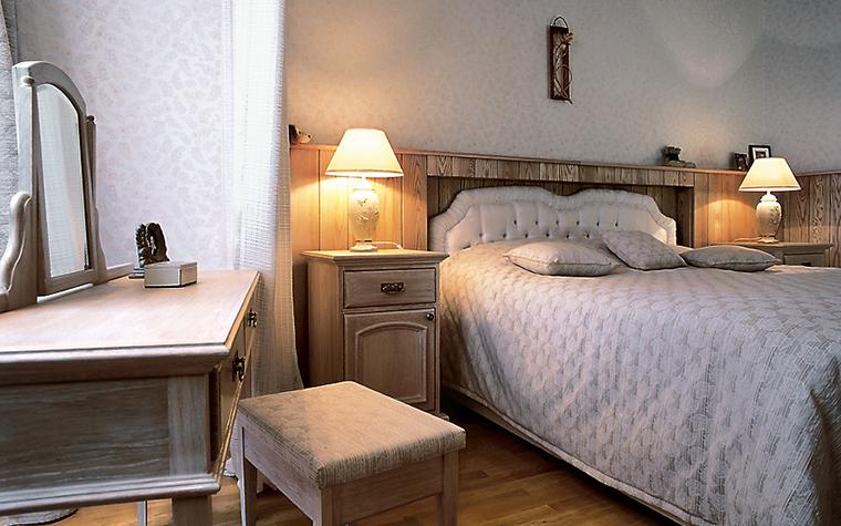 Квартира. спальня из проекта , фото №13555
