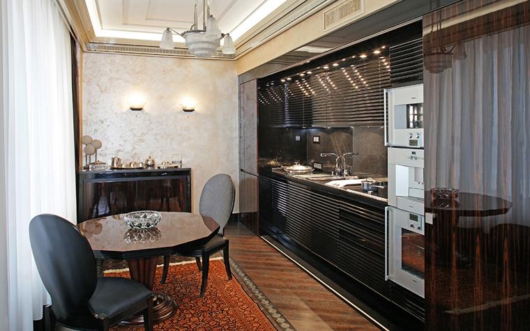 Квартира. кухня из проекта , фото №13618