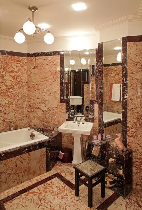 Квартира. ванная из проекта , фото №13620
