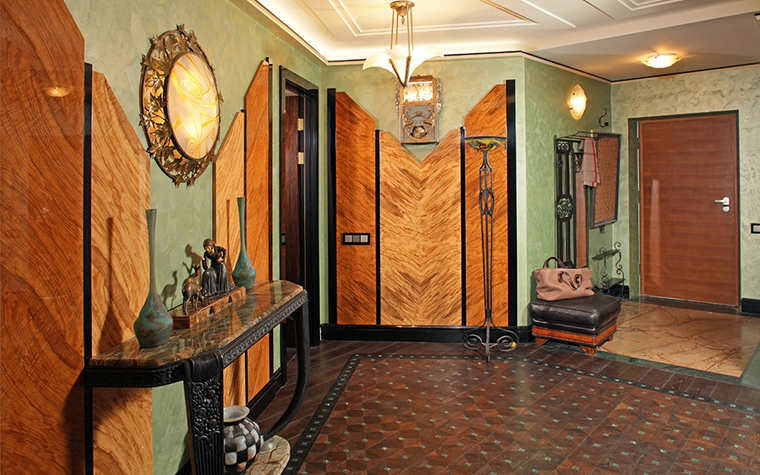 Квартира. холл из проекта , фото №13627