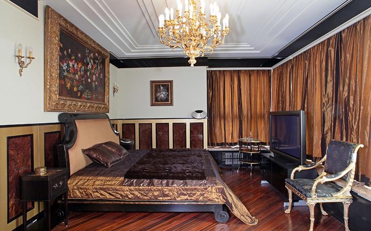интерьер спальни - фото № 13608