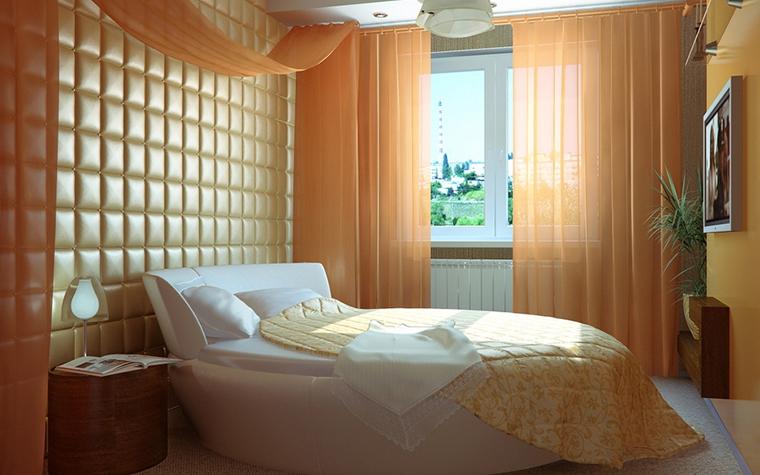 интерьер спальни - фото № 13628